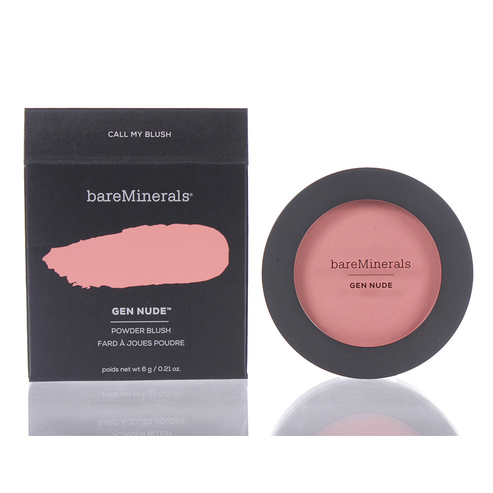 bareMinerals Gen Nude Powder Blush Call My Blush   Glambot